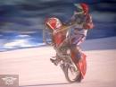 Togliatti Eisspeedway WM 2015 Speedway Gladiators Hihglights