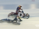 Togliatti (Russland) Ice Speedway Gladiators 2016 Highlights Mega!