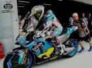 Tom Lüthi - gibt sein Debüt in Sepang in der MotoGP Klasse