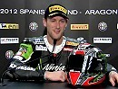Tom Sykes Interview zur Superpole SBK-WM Aragon (Spanien) 2012