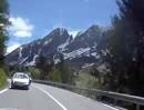 Tonalpass, Passo del Tonale, Italien aufgenommen mit ContourHD 1080p