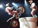 Toni Bou Action beim X-Trial WM 2019 Budapest - Der Großmeister!