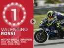 Top 10 All time MotoGP Riders - Wer kennt alle?