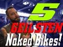Top 5 Naked Bikes von Jens Kuck Motolifestyle
