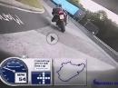 TOP 7:10 BTG Nordschleife Yamaha R1 Andy Carlile - abartig schnell