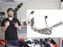 TOP erklärt: Wie funktioniert ein Motorradauspuff? - Mythos Abgasgegendruck