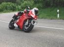 Top notch: Ducati Panigale V4S - Krasses Erlebnis - Test von MotoTech