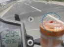 Vollgas Test - KTM Superduke 1290 R - 264kmh vs. 299 km/h