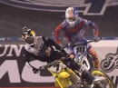 Toronto Supercross 2014 - 450SX - James Stewart zaubert - Highlights