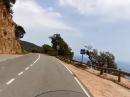 Tossa de Mar - San Feliu de Guixols / Costa Brava Küstenstrasse