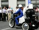 Toto - einmal den Tank vollgeschissen - Toiletten Motorrad