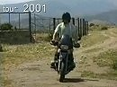 Motorradtour Sardinien 2001