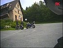 Tour durch die Vogesen über den Col de la Charbonnière (D214)