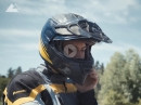 Touratech Aventuro Traveller Carbon, innovativer Modular-Helm von Touratech