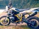Touratech BMW Rambler - Jens Kuck stellt das Motorrad vor.