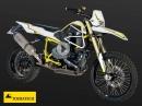 Touratech R 1200 GS Rambler - Herbert Schwarz erklärt Details
