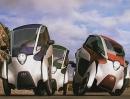 Toyota i-ROAD - Motorroller bzw. Personal Mobility Vehicle (PMV)