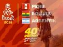Trailer zur Dakar 2018 Peru, Bolivien, Argentinien - vom 06.01. - 20.01.2018