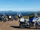 Transalpina - die Anfahrt über die DJ106G / / Tatra - Karpaten 2018