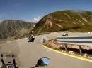 Transalpina von Novaci nach Norden und Groapa Pass