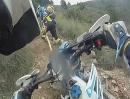 Transandalucia 2012 Teil 1 - 560km durch Spanien mit Agentur Grenzbereich