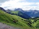 Traum: Sellajoch, Passo Sella, Dolomiten, Südtirol mit BMW R1200GS