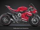 Traumbike: Ducati Superleggera V4 234 PS, Limitiert auf 500 Stück