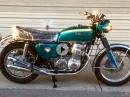 Traumhaft, Epic: Honda CB 750 Four K0 1969