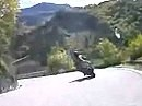 Passo Fugazze - Trentino mit Triumph Tiger 1050