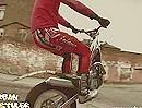 Trial Freestyle vom geilsten! Perfekte Fahrzeugbeherrschung