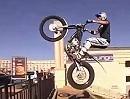 Trial Motorrad vs Mountainbike - geniale Aufnahmen - Könner am Lenker