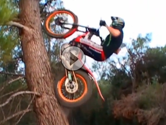 Trial Zweiradkünstler extrem: Gerard Trueba und Toni Bou, Future and Present - unglaublich ...
