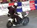 Triumph Tridays 2009 - Kevin Carmichaels Stuntshow
