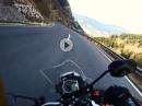 Triebener Tauern mit KTM 1290 Super Duke GT - zügig und mit feinstem Sound