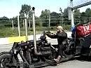 Trikes: seltsame Menschen und noch seltsamere Fahrzeuge