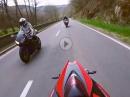 Motorradtour nach Luxemburg - RSV4, CBR1000RR, ZX10R, S1000RR