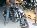 Triplespeed - 5th Horseman / KTM 1290R gewaltig und böse an