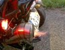 Triton 450 Powercone GPR Sound + Flammen