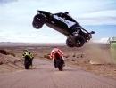 Triumph 2013 - Speed Highlights - extremst würdig und geht vorwärts