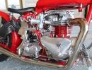 Triumph Bobber Chopper Bj: 1951 - sehr gelungener Umbau