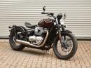 Triumph Bobber MY17 Vorstellung, Details, First Ride via MCN