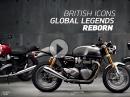 Triumph Bonneville - Reborn - Eine Legende kehrt zurück