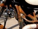 Triumph Bonneville 'Rust Bucket' Cafe Racer - Hammer Umbau