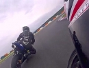 Triumph-Challenge 2013 Lausitzring onboard Max Riebe #130