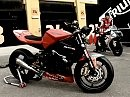 Triumph Daytona 675 and Street Triple R race bikes - Testride