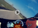 Triumph Daytona 675 Feierabendrunde im Oberland - Sound mörder!