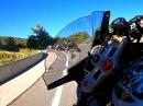 Triumph Daytona 675 following Aprilia RSV4 RF, Mv Agusta F3, Ducati Panigale
