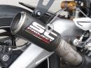 Triumph Daytona Moto2 765 mit SC-Project CR-T M2 Auspuffanlage - Soundcheck