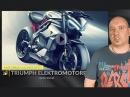Triumph Elektromotorrad-Projekt TE-1, Motorräder Dortmund abgesagt uvm. Motorrad Nachrichten