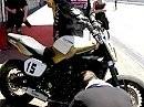 Triumph Hellfire von Motocorner auf dem Hockenheimring